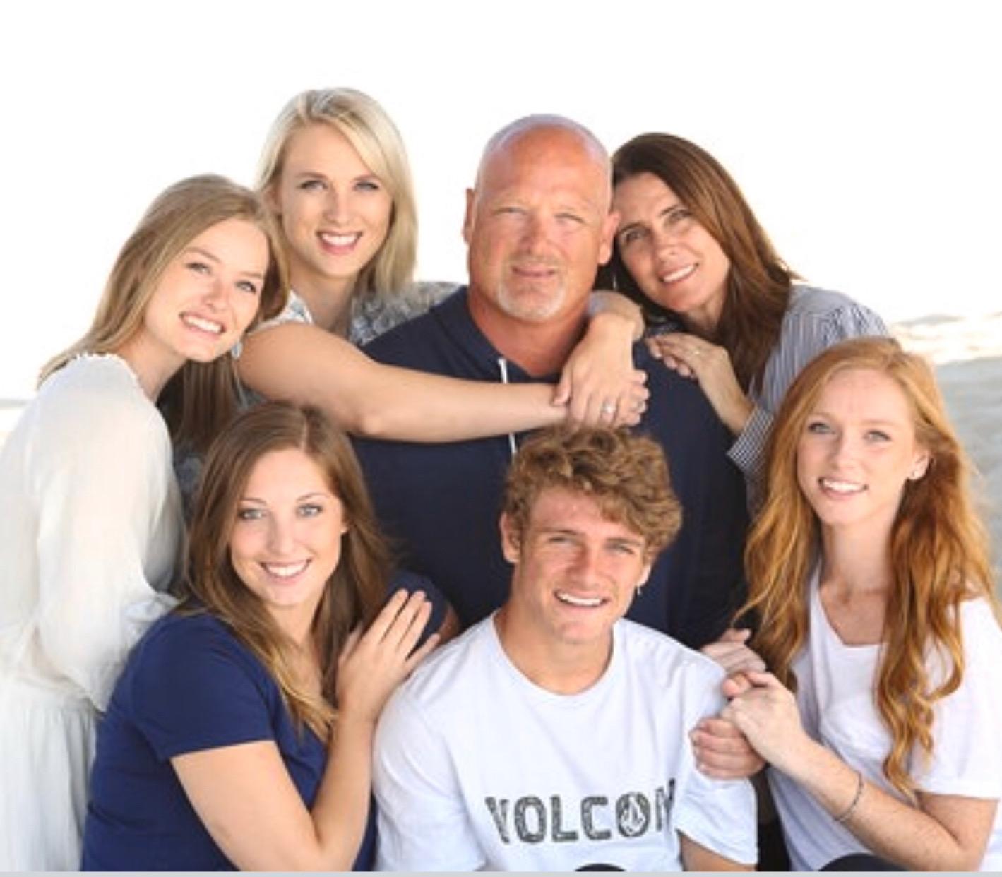 Billy Joe Hobert Image of Family